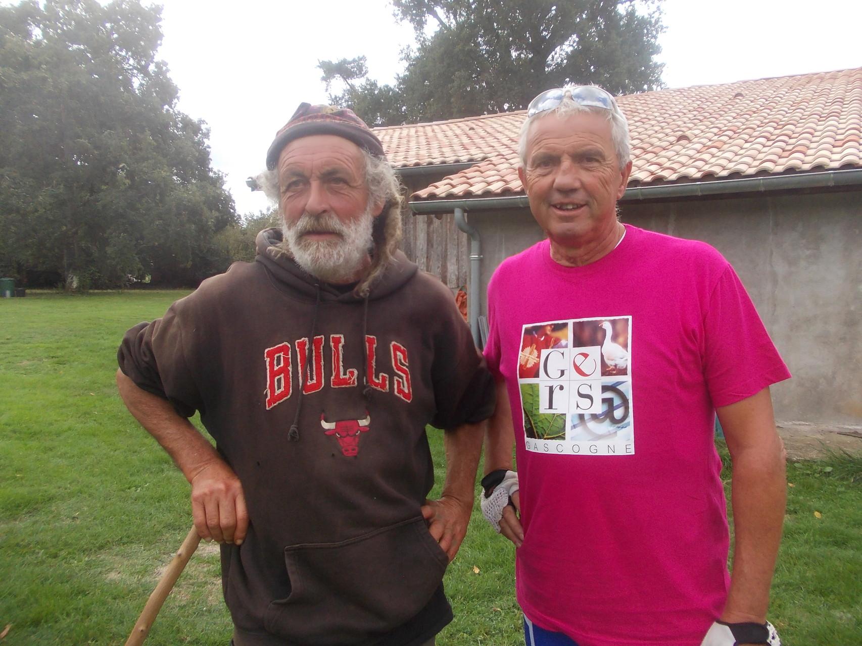Stéphane et Jean Marc