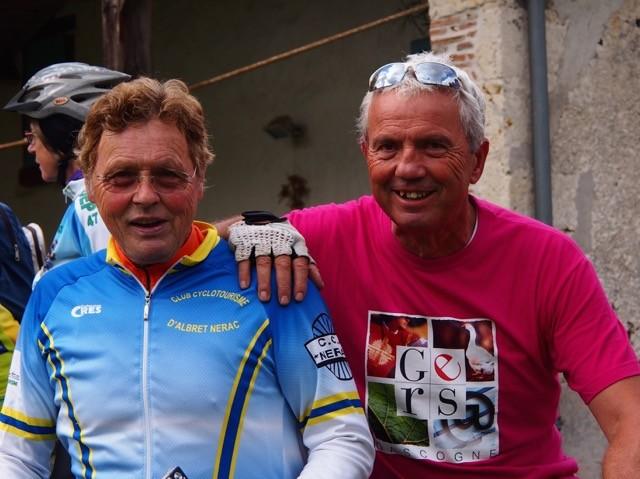 Régis et Jean Marc