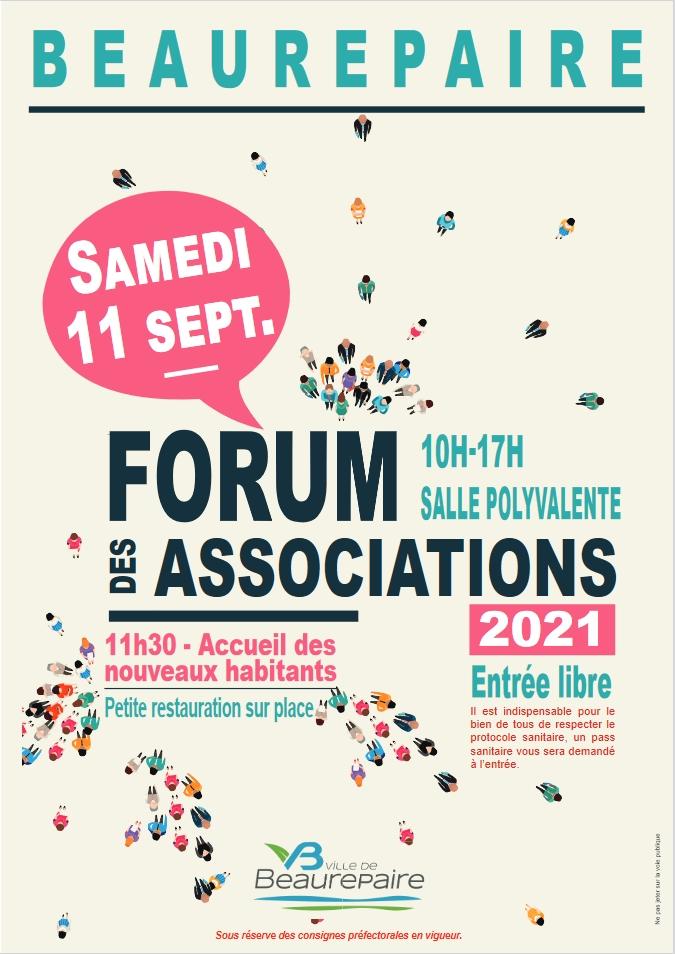 Forum des associations de Beaurepaire