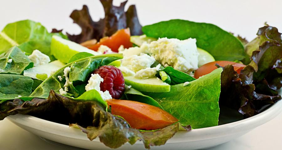 Eine gesündere Ernährung ist bei vielen Menschen einer von vielen Neujahrsvorsätzen