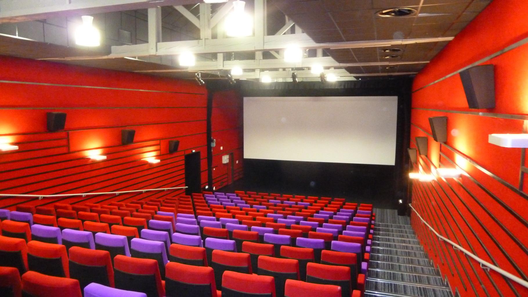 cinéma, Labouheyre, Métaphore