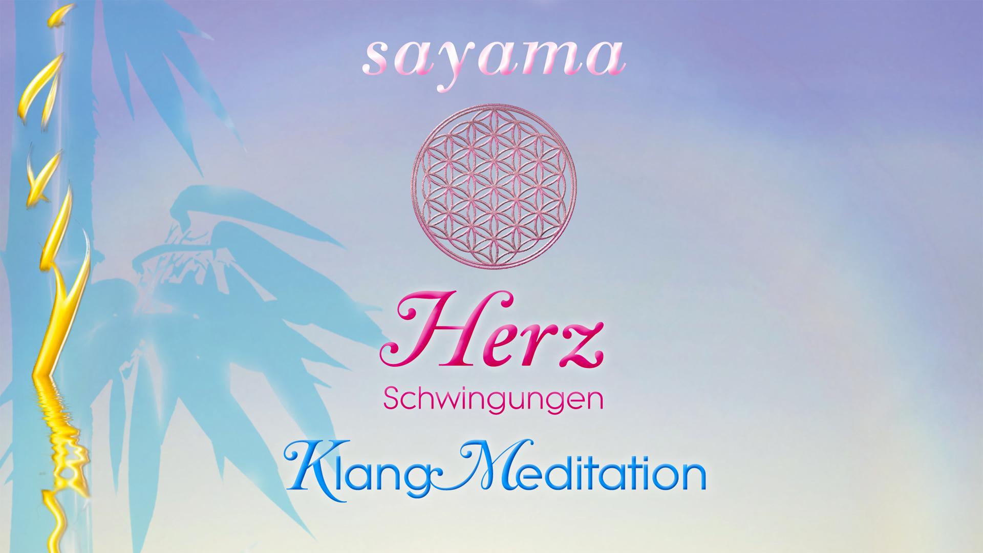 """Herzlich Willkommen zur """"Herz Schwingungen Klang ~ Meditation"""" bei der Tag- & Nachtgleiche zum Frühlingsanfang"""