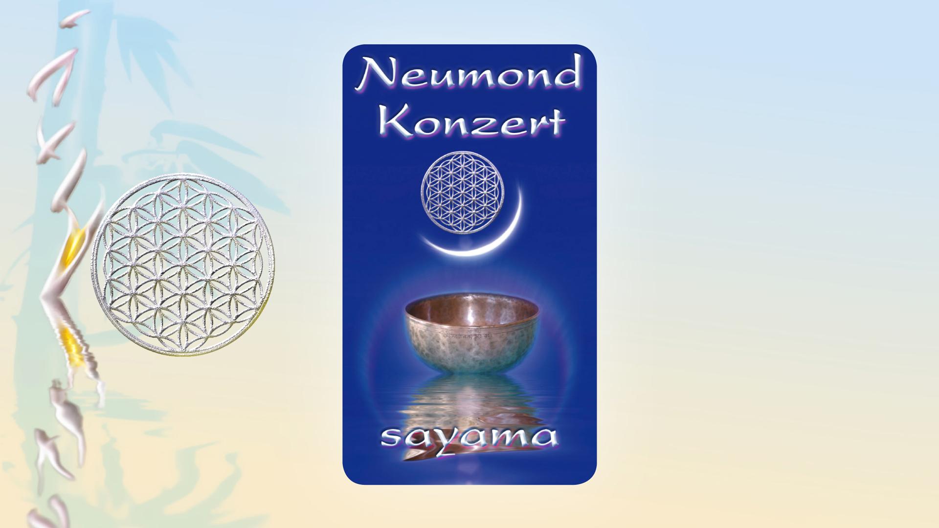 NeuMond~Konzert Mitte Februar im Zeichen Wassermann / Uranus