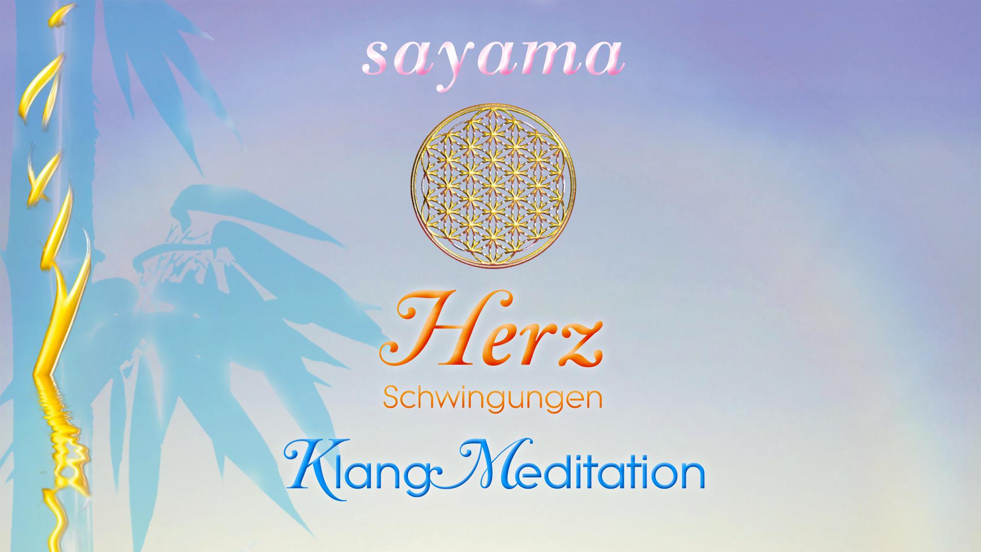 Herz Schwingungen Klang~Meditation zum VollMond im August mit den Planetentönen OM & Uranus