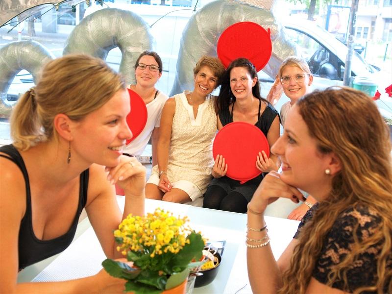 Geburtstag feiern Partyraum ELA EIS Düsseldorf