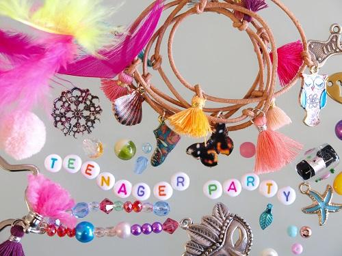 Perlenladen Düsseldorf perlenreicher Teenager-Geburtstag