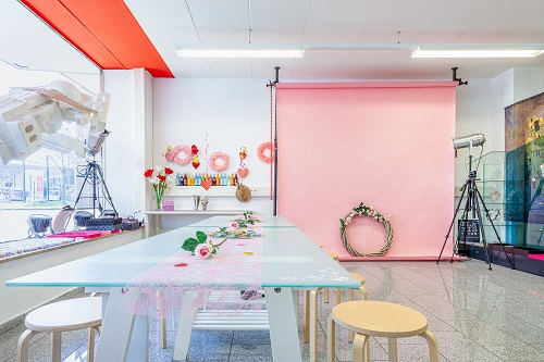 Kindergeburtstag, Fotoshooting Event Lokation, Partyraum, Perlenladen ELA EIS Düsseldorf