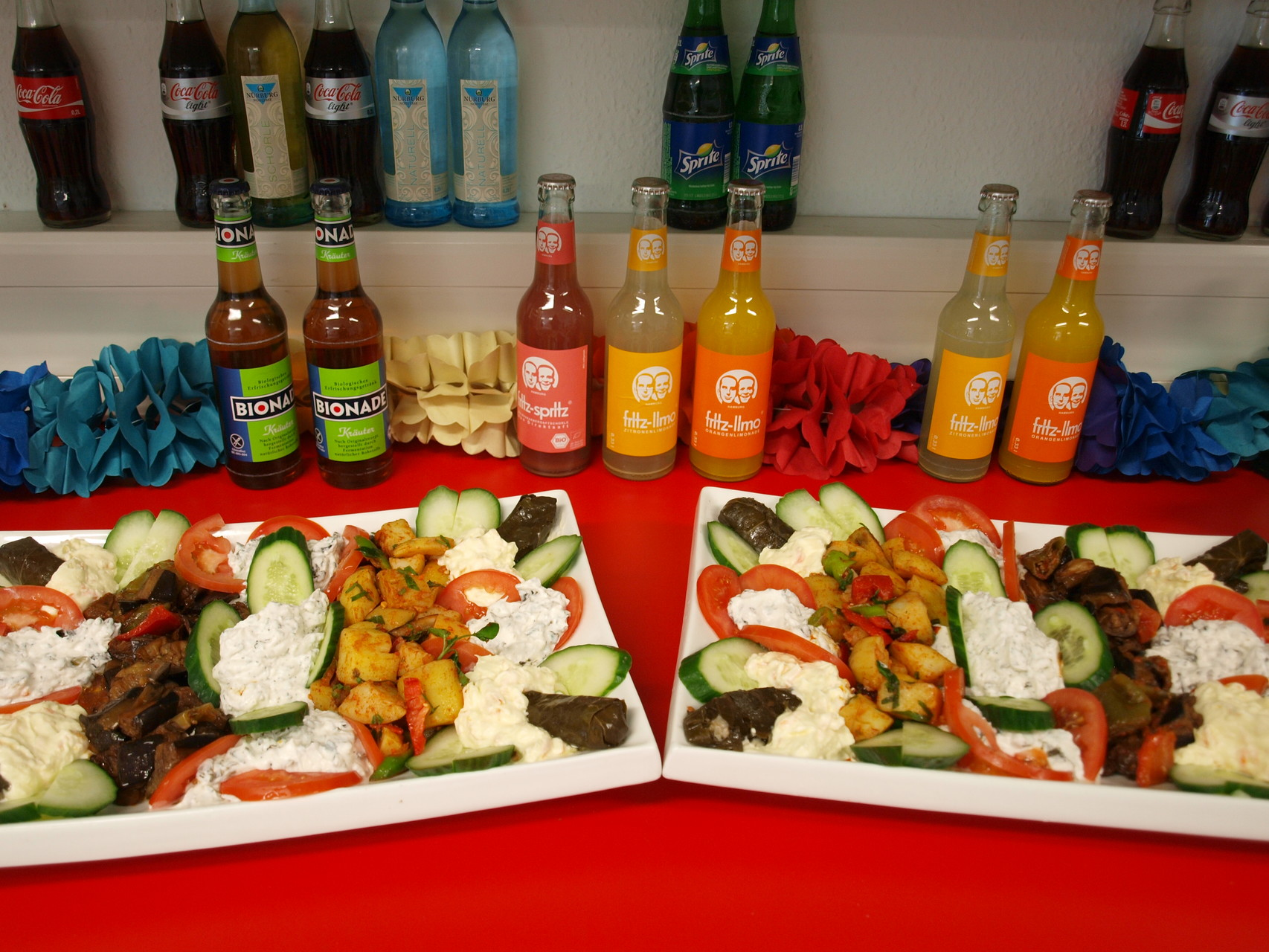 Catering ELA EIS Düsseldorf Junggesellinnenabschied, Teenagergeburtstag