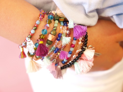 Stilvolle Armbänder