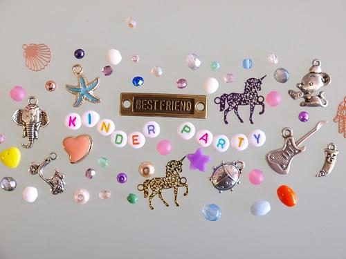 Perlenladen Düsseldorf perlenreicher Kindergeburtstag
