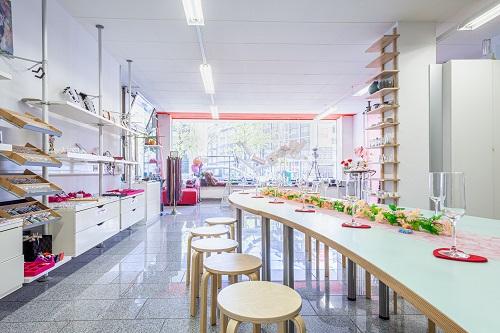 Event Lokation, Workshop Partyraum, Perlenladen ELA EIS Düsseldorf