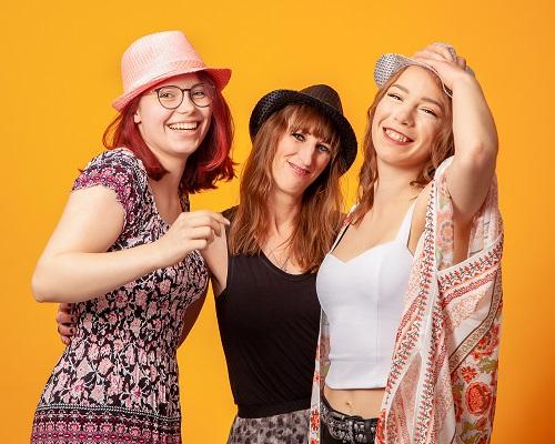 Professionelles Fotoshooting 6 Ideen & dein JGA Junggesellinnenabschied Tagesprogramm ist organisiert