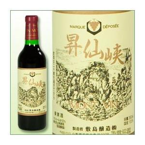 昇仙峡(赤)720mL 辛口 1,600円