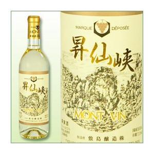 昇仙峡(白)720mL やや甘口 1,500円