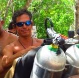 Miguel Dive Instructor - Albertos Scuba Playa del Carmen