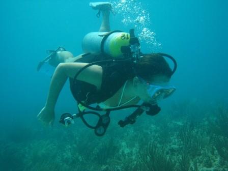 SCUBA Diving Playa del Carmen - Albertos Scuba