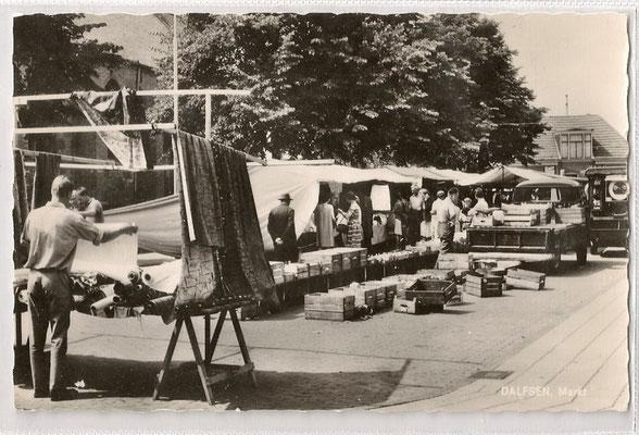 Markt Dalfsen 1961