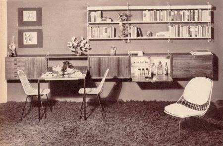 nisse strinning string design ab danish modern wall unit vintage 1960s ash wood eschew teak interior 60er 70er mabel furniture sweden swedish midmod midcentury  string regal