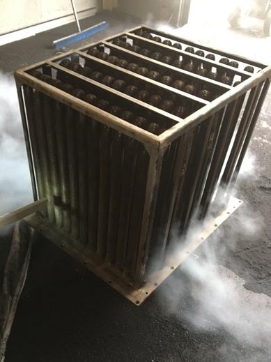 Trockeneisstrahlen Trockeneis Strahlgerät mieten vermietung trockeneisstrahlgerät Kaeser Coldjet torbo gerät Reinigung Schmutzentfernung Rostreinigung Rostentfernung