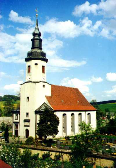 Kirche Putzkau