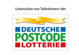 ** Unterstützt durch die Deutsche Postcode Lotterie