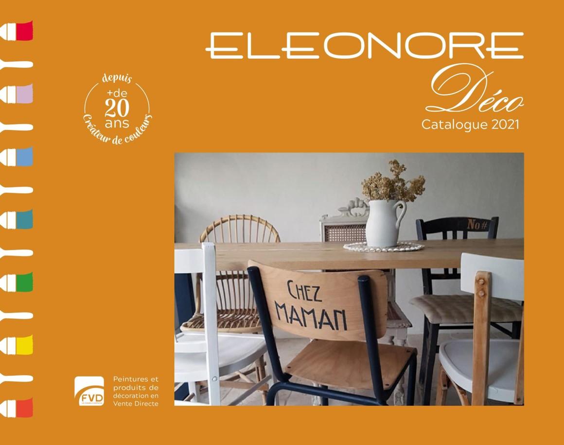 ELEONORE DECO NOUVEAUTES 2021 - TOMBOLA DES DEALEUSES