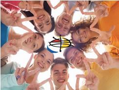 Caritas Deutschland: Webseite für IN VIA Au Pair