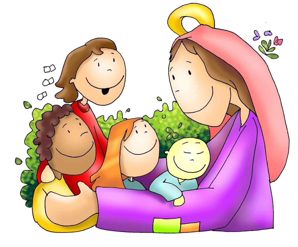 8. LA VIRGEN MARÍA, MADRE Y MODELO - ENCUENTROS CON PADRES DE ...
