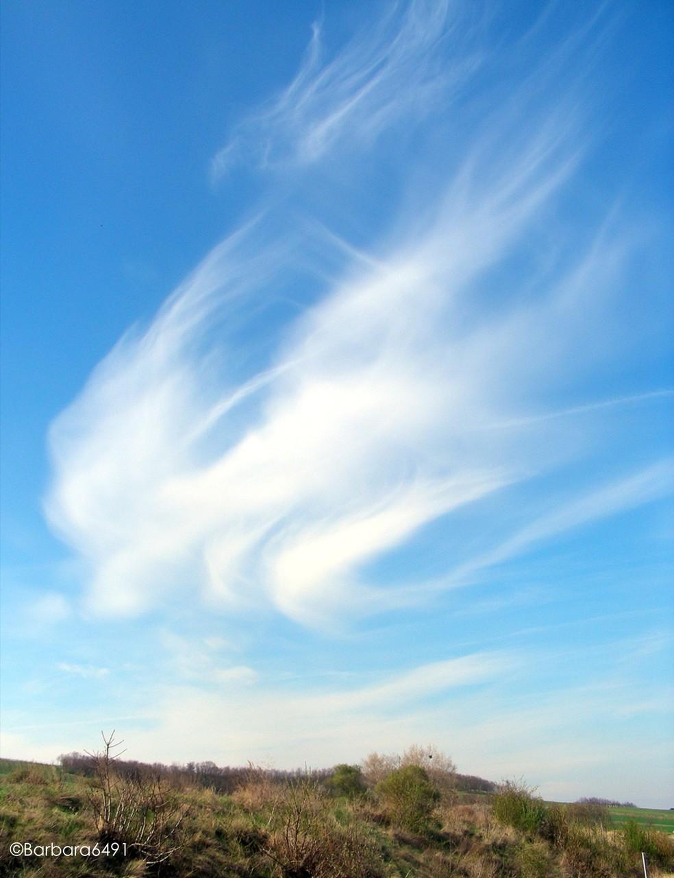 Wolkenengel