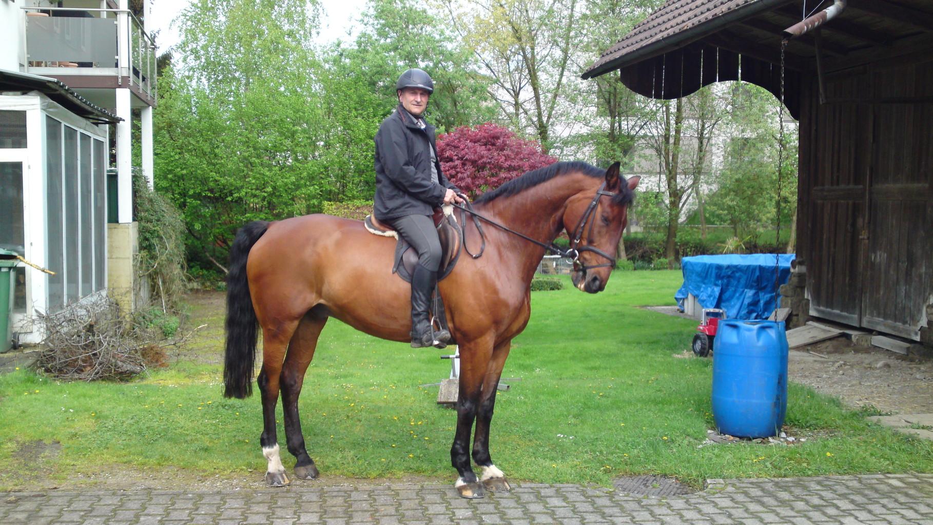Herbst 2013, Silent auf Besuch bei Esthis-Ponyfarm