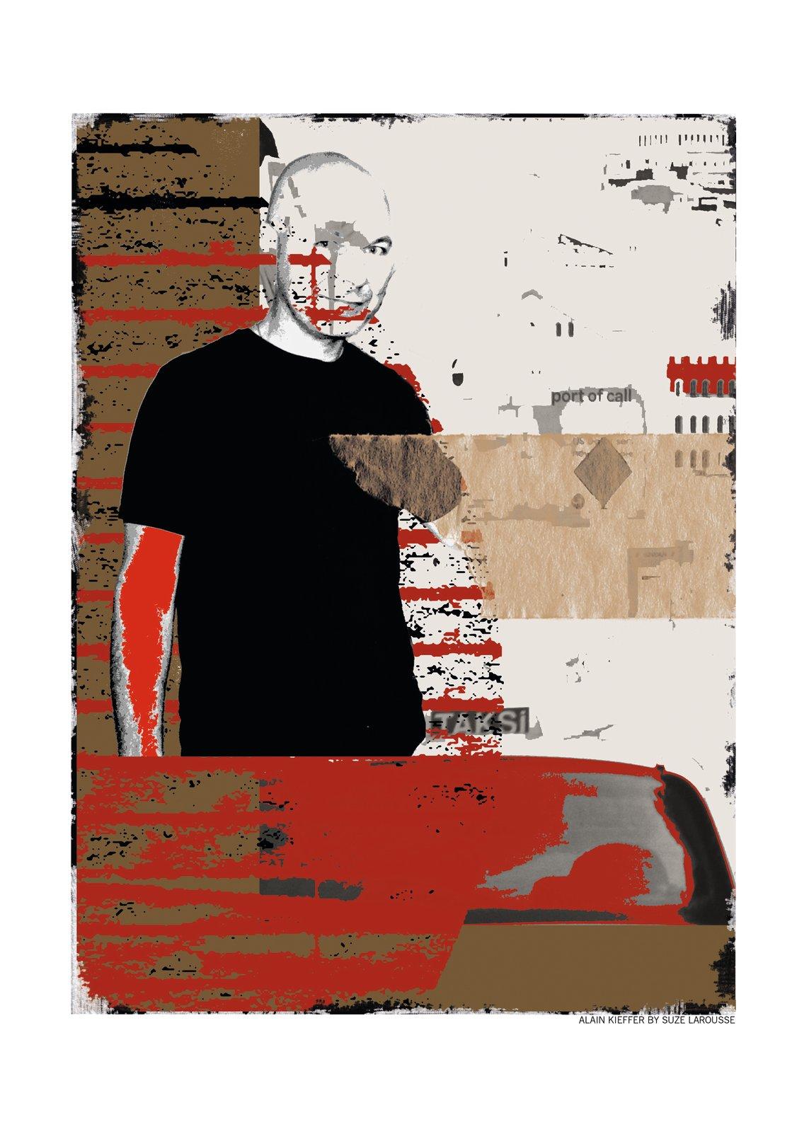 Alain Kieffer Portraits