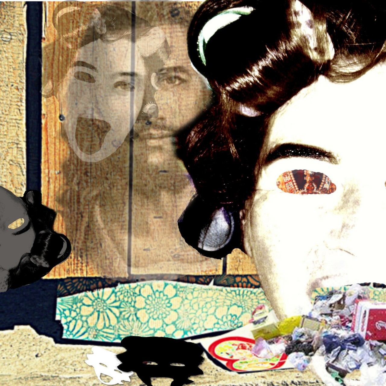 maska spada - die maske fällt 2012