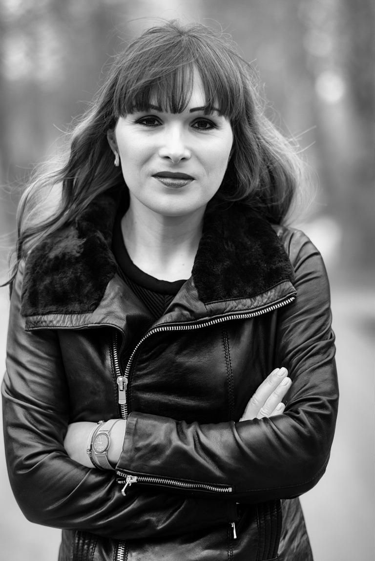 Porträt, Frau, Outdoor, Weimar, Leica M