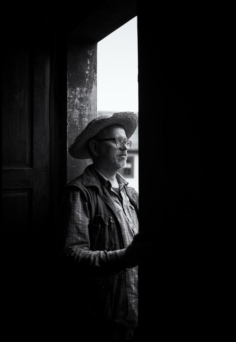 Künstlerporträt, Leica Q