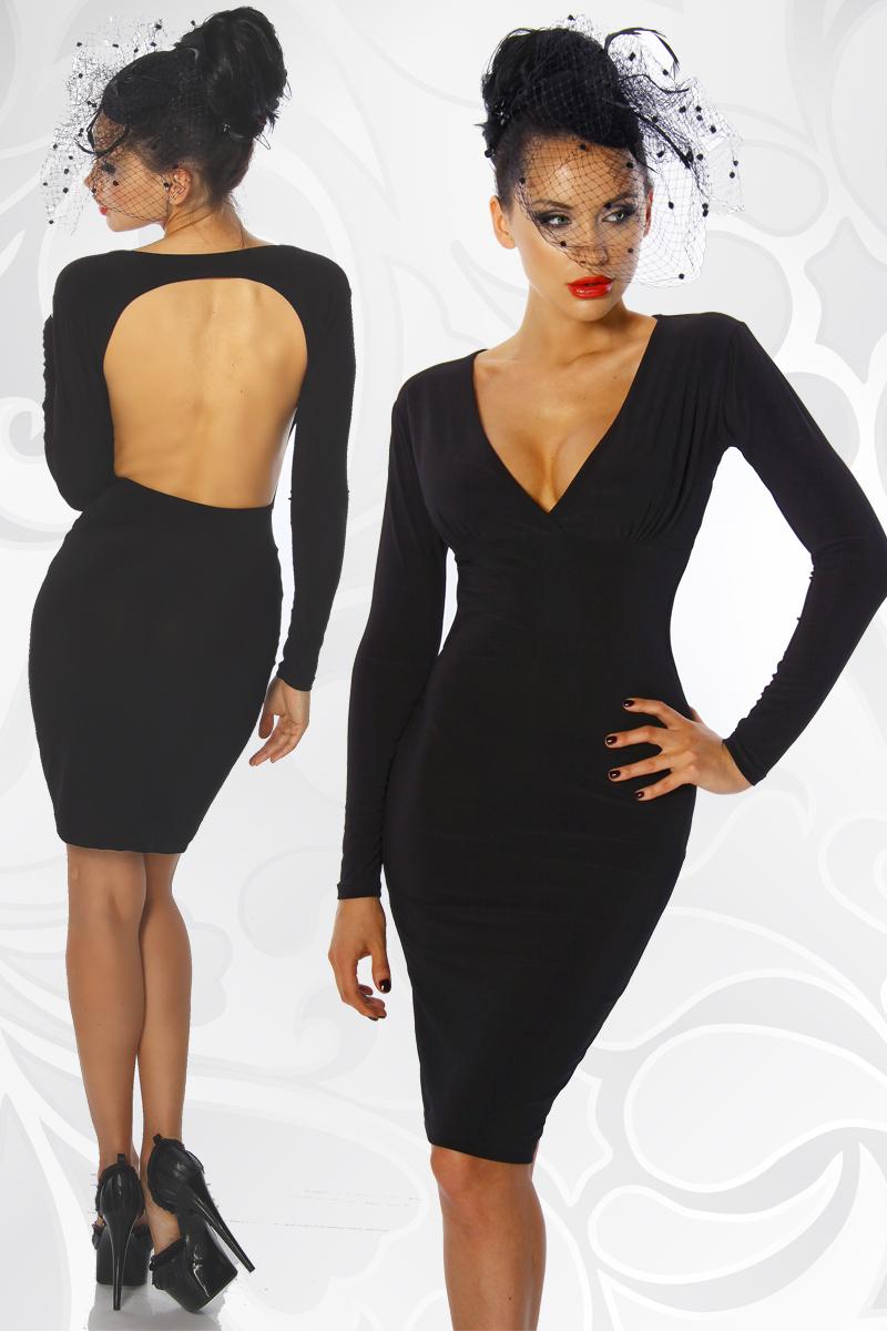 Kleid rückenfrei KR17