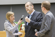 Preisverleihung des Sächsischen Integrationspreises 2013