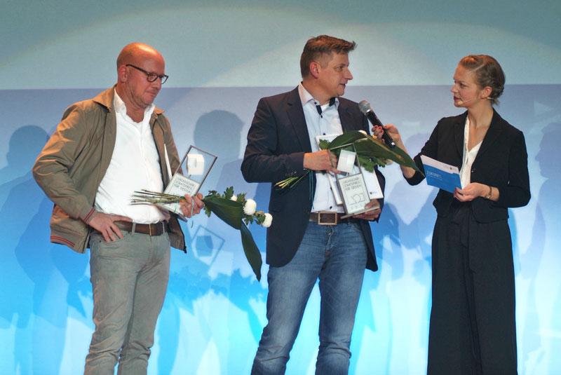 Preisverleihung Sächsischer Designpreis 2016