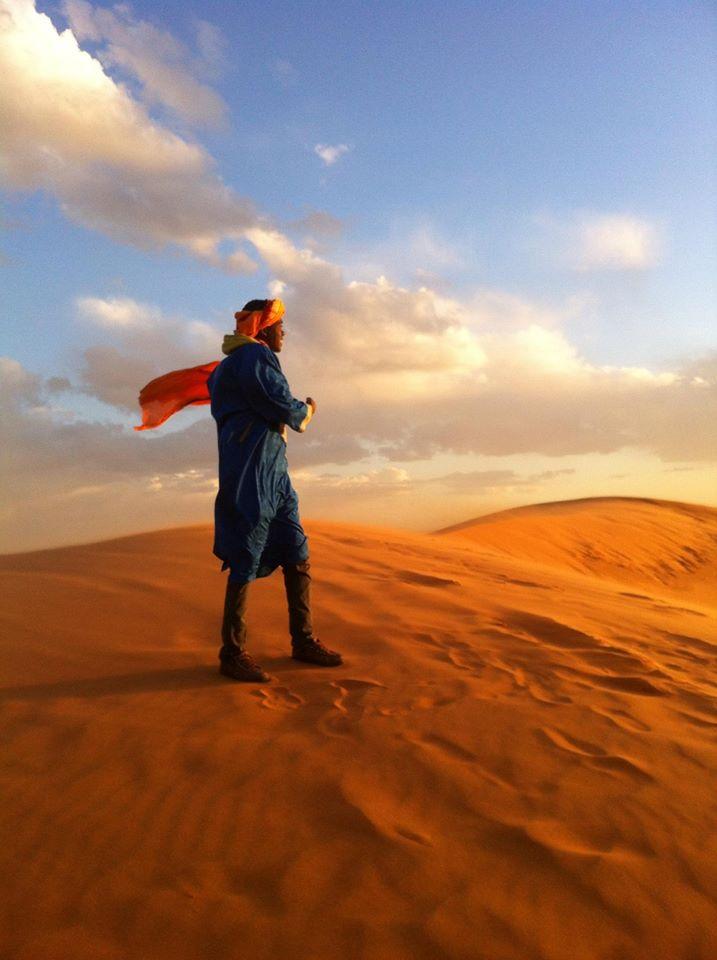 Ibrahim Oubanna, manager Morocco Round Trips.