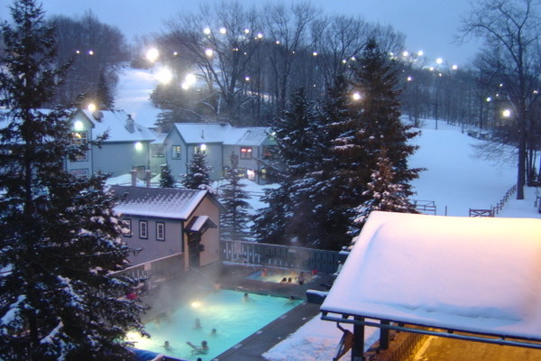 The Mackenzie Lodge has been a tradition for skiers spending the night at Caberfae.