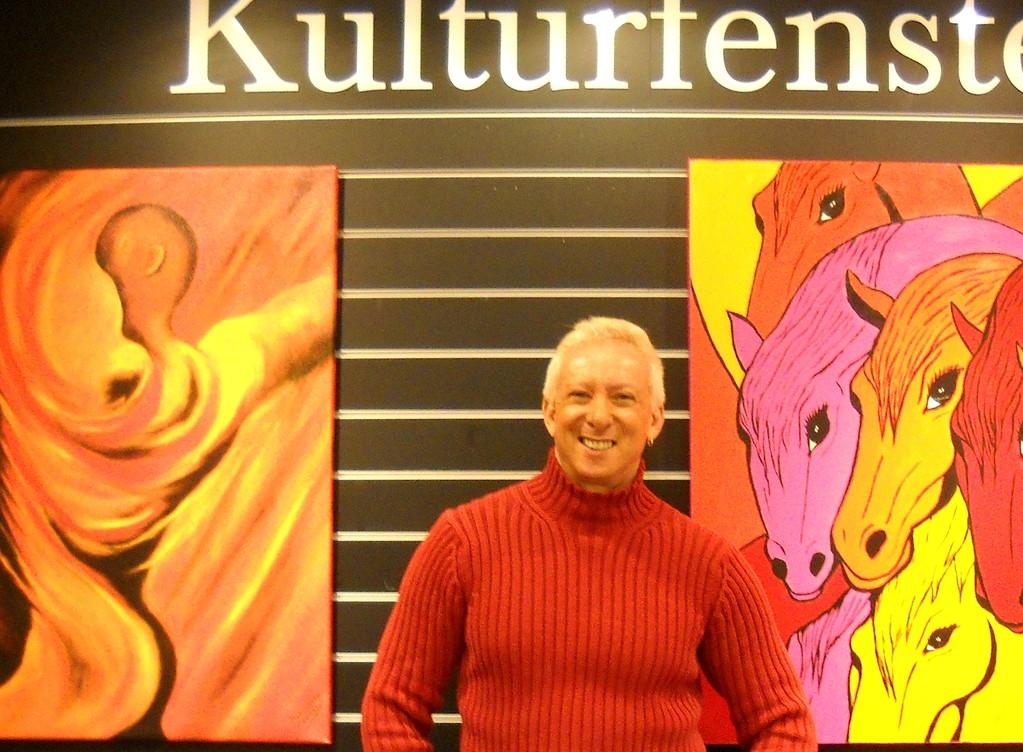 Kulturfenster, Mayersche Buchhandlung, Essen.