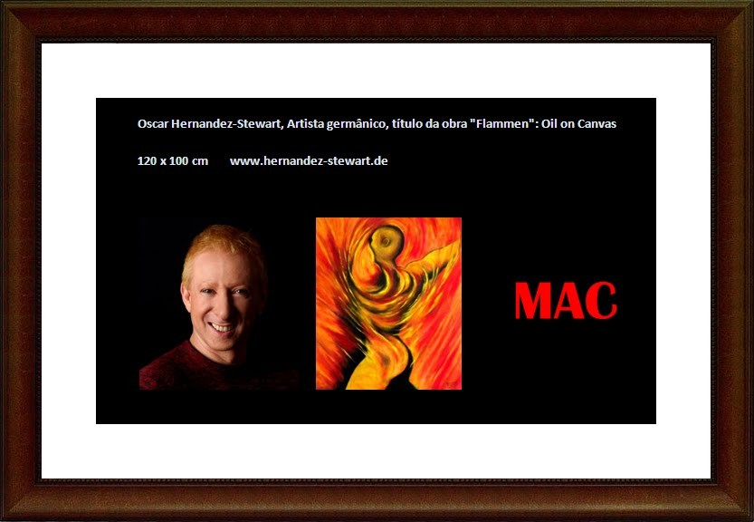 "Work in the permanent collection of the ""Contemporary Art Museum MAC"" Bahia, Brazil.,"