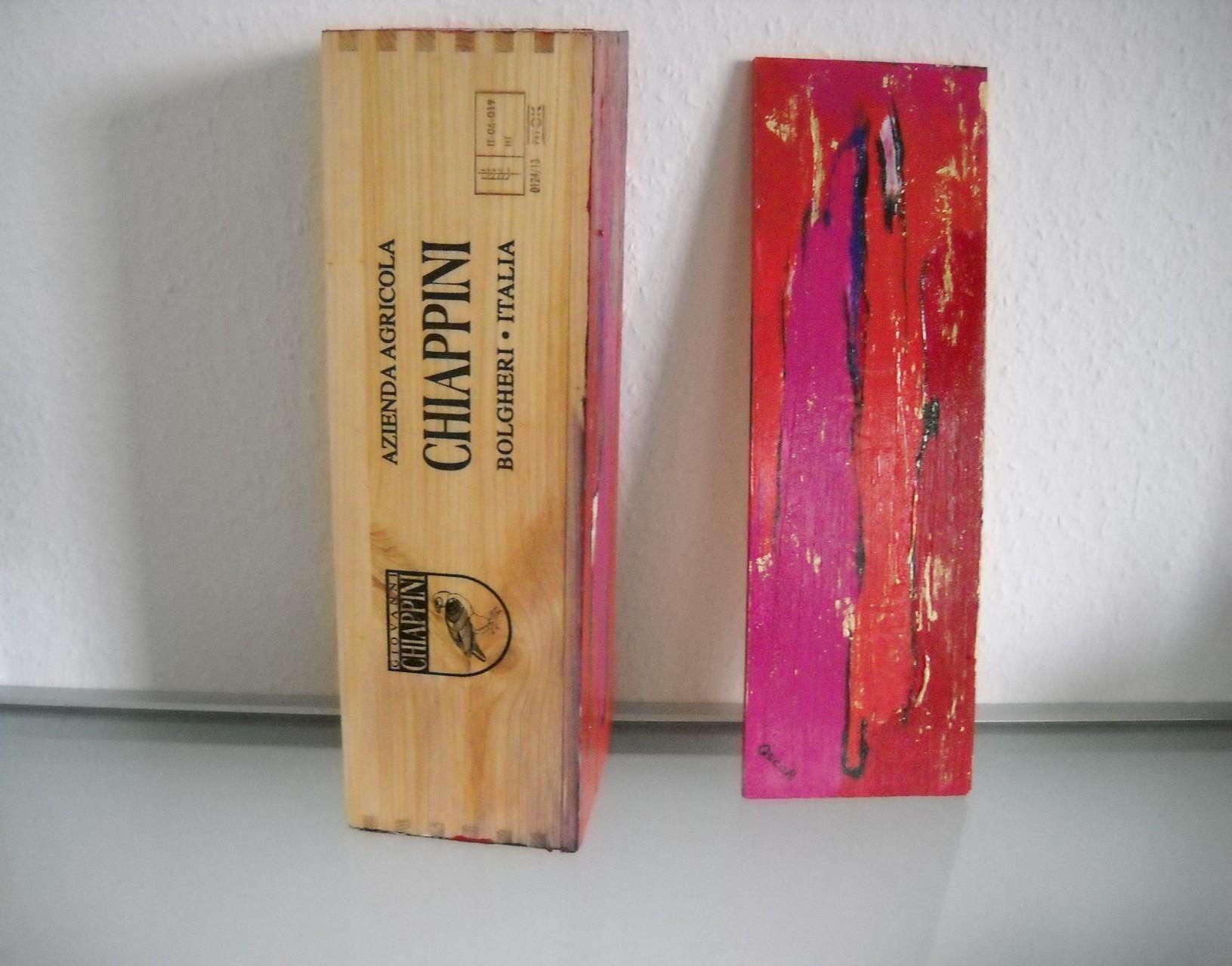 """""""Wine Box Martina Chiappini"""" www.wein-residenz.de  Lorenc Dudas. Düsseldorf"""
