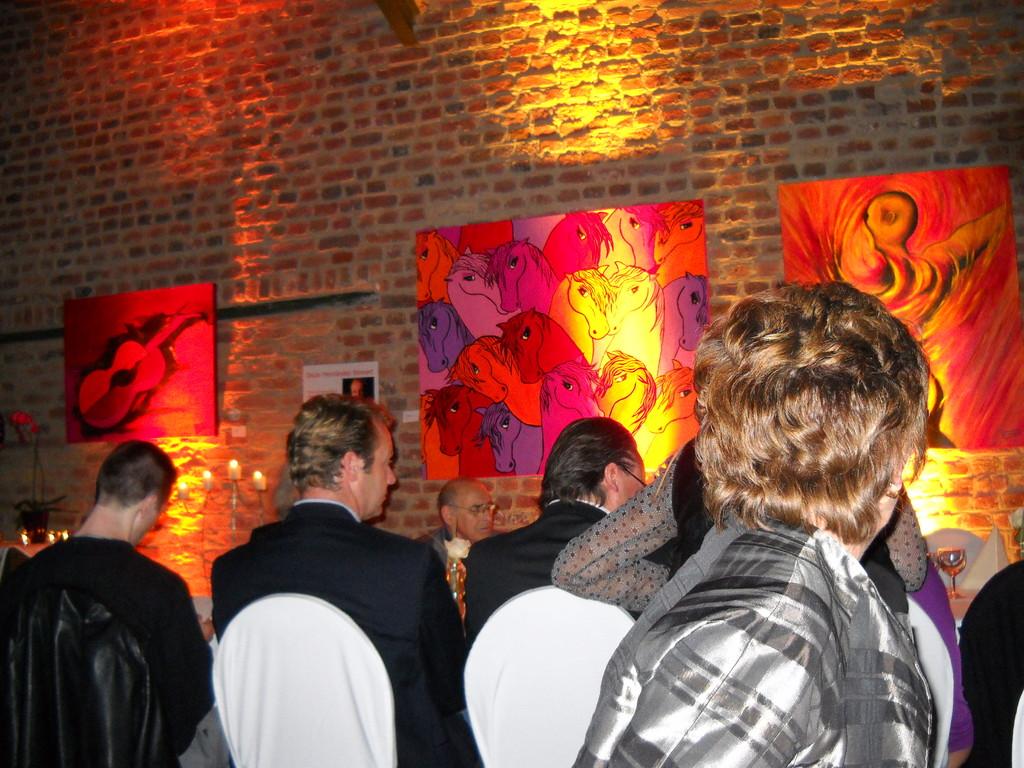 """Artcuisine"" Düsseldorf, 2010."