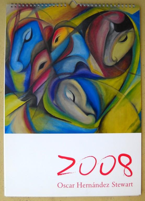 Calendar 2008.
