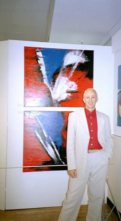 Exhibition Karstadt AG, Duisburg, 2003.