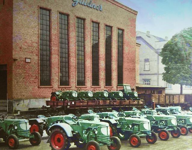 Güldner Traktorenfabrik