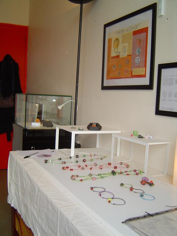 (Atelier de 2011 à 2014) Atelier lors des portes ouvertes de mai 2012