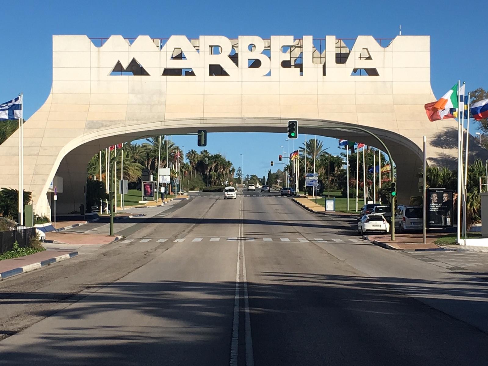 Marbella Bogen