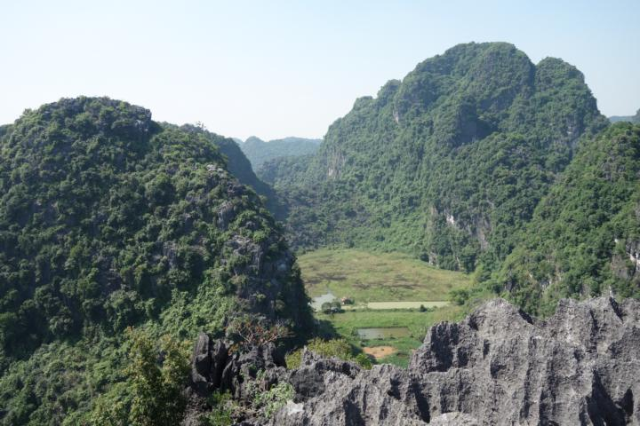Gegend um Ninh Binh