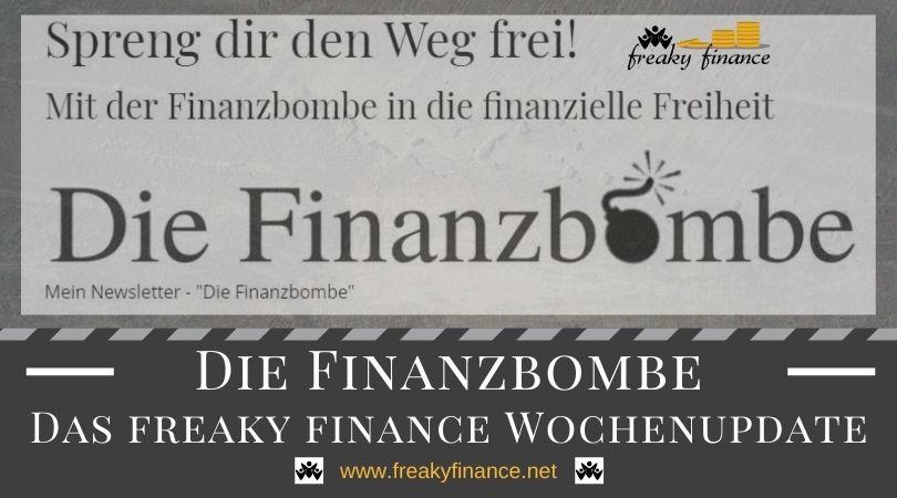 Die Finanzbombe KW 17 / 2021